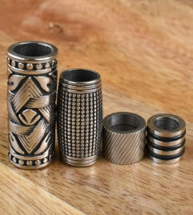 Set of 4 Stainless Steel...