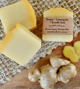 Shampoo Bar 160gm ~ Ginger...