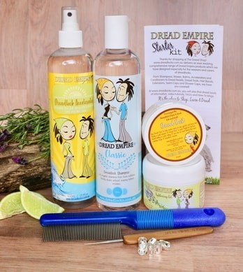 Dreadlock Starter & Maintenance Kits
