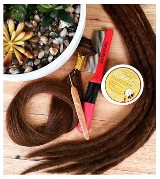 DIY Human Hair Extensions